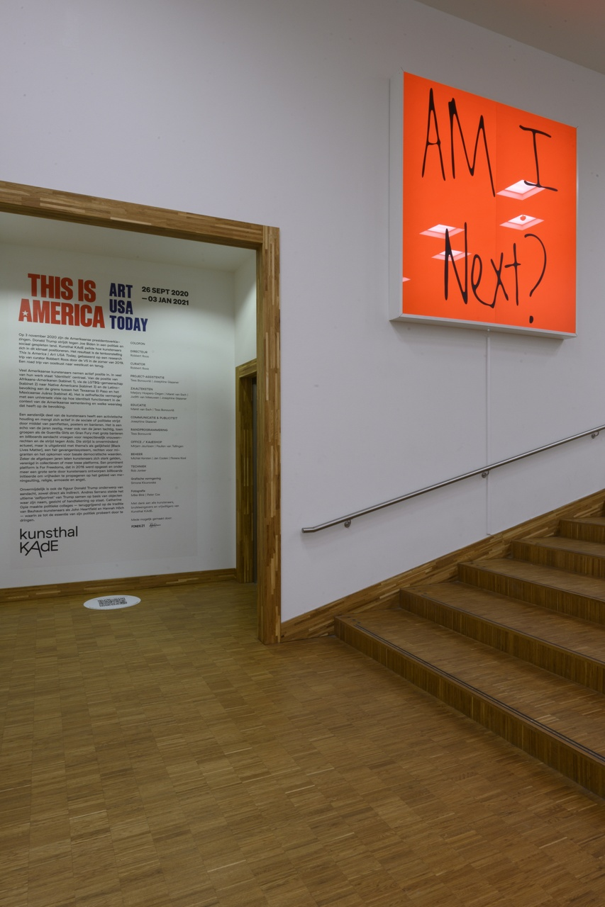 41. Sam Durant, Am I Next, 2017. Photo Peter Cox for Kunsthal KAdE.jpg