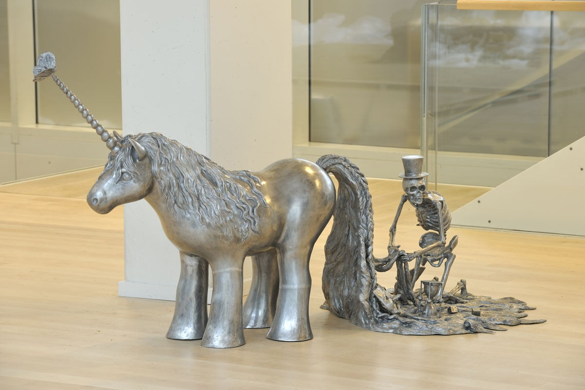 Liz Craft,The Pony, 2004
