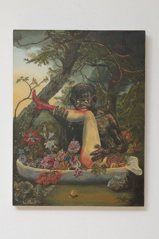 Mathew Weir, Banquet, 2005
