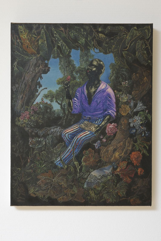 Mathew Weir, The Romantic, 2006