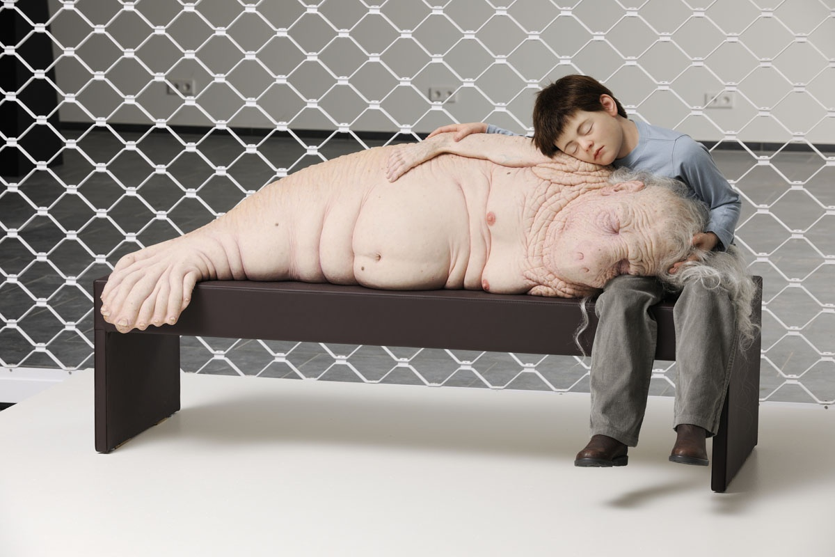 Patricia Piccinini, The Long Awaited, 2008